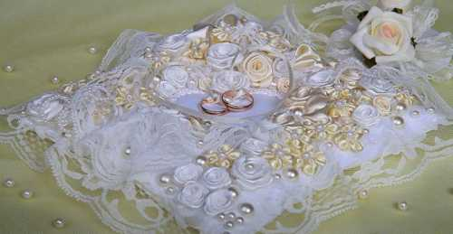 свадебные приметы про обручальные кольца молодоженов
