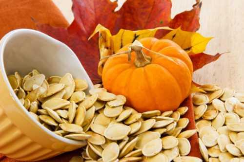 семена растений как альтернативный источник кальция